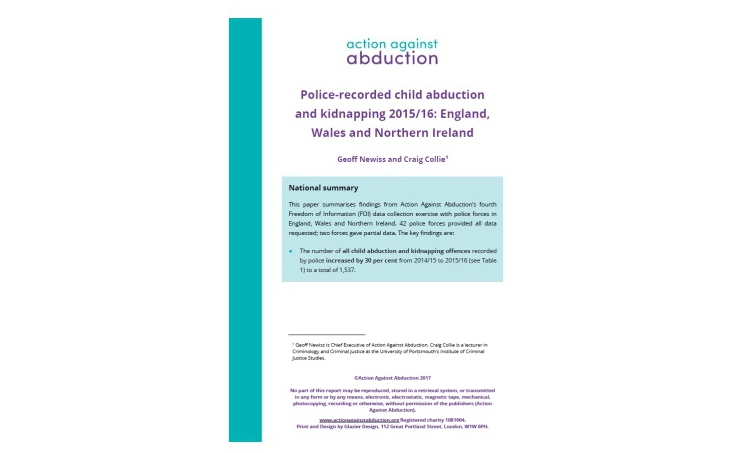 Home - Action Against Abduction